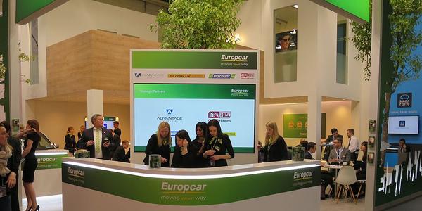 Europcar Wins 5 Travel Awards