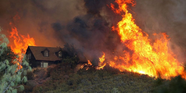 According to Cal Fire, there are currently 15 major wildfires burning throughout the state.