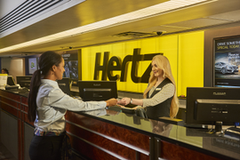 Hertz Selects Monetization Platform