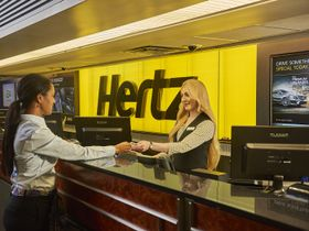 Hertz Gains Temporary Lifeline