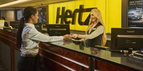 Hertz Reports Quarterly Revenue of $2.1B