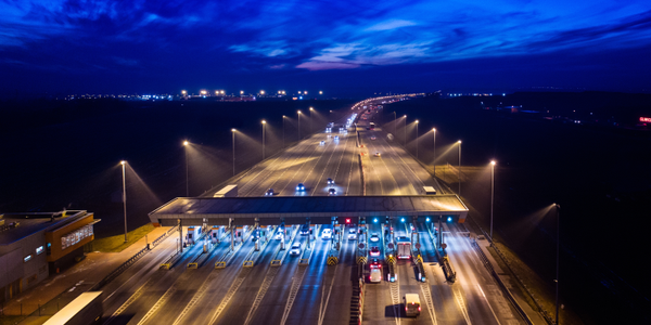 TSD's seamless integrations with the Highway Toll Administration will provide an efficient way...