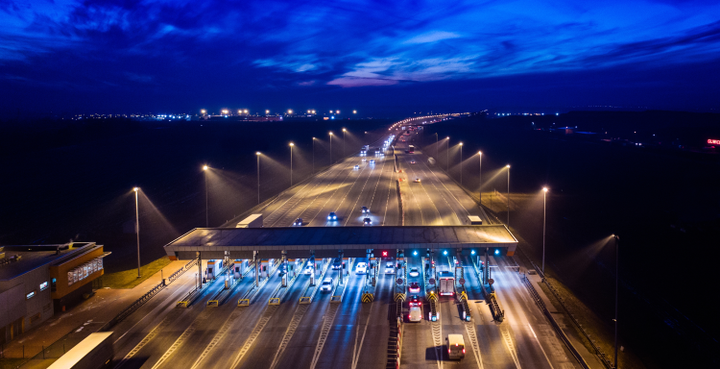 TSD's seamless integrations with the Highway Toll Administration will provide an efficient way for businesses to manage their tolling transactions. - Photo courtesy of TSD.