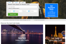 Travoline Expands Online Car Rental Search Engine