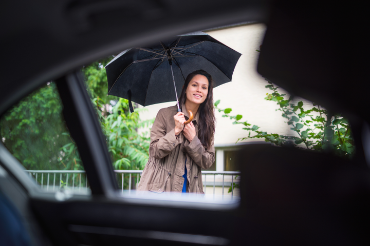 The policy update follows other updates to Uber's safety protocols, including the ability for customers to share live trip information, and an emergency call button built into the Uber app.Photo: Uber