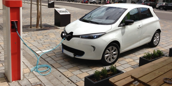 Meshek Energy will operate the charging stations, and residents will be able to rent the...