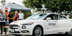 Enterprise Tapped for Autonomous Vehicle Management