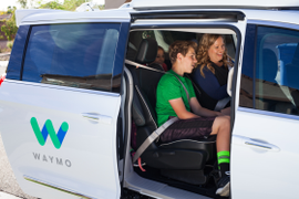 Uber CEO Suggests Autonomous Vehicle Partnership with Waymo