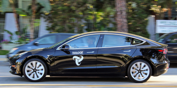 Founded in July 2015 by then-16-year-old Haydn Sonnad, Culver City-based Tesloop offers...