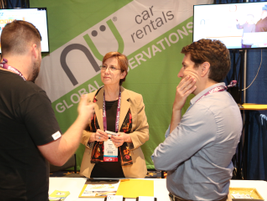 2019 International Car Rental Show Exhibit Hall