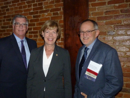 on Tuesday evening, ACRAPAC held a reception at Sonoma Restaurant that included visits by...