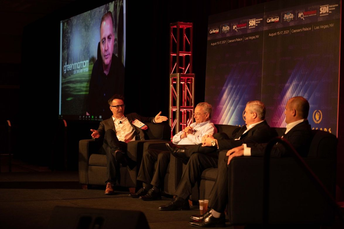 Independent rental operations took the spotlight for a roundtable withRichard Lowden, Green...