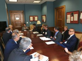 ACRA Convenes Sixth Day on the Hill