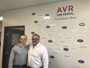 Auto Rental News' (ARN) first stop was Airport Van Rental at LAX, where we met with Yaz Irani...