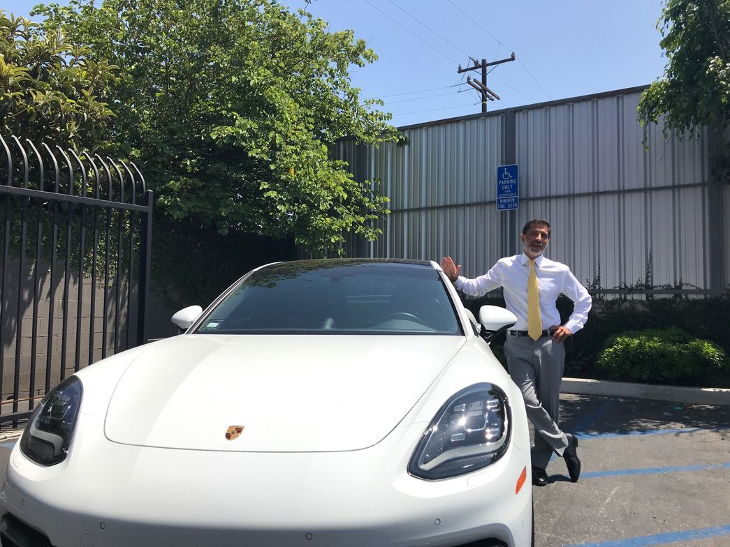 Across the street from Advantage is Black and White Rentals, which specializes in luxury...