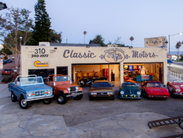 "Garage 77, located along Pacific Coast Highway in Redondo Beach, Calif., bills itself as ""the..."