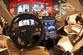 Minnesota Man Manipulates App to Steal Tesla: Police