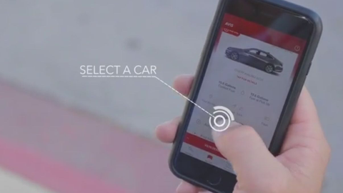 Avis Highlights Benefits of Connected Vehicles