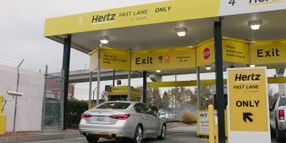 Hertz, CLEAR Bring Facial Recognition Tech to Car Rental