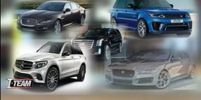 7 Arrested in Florida Luxury Rental Car Theft Ring
