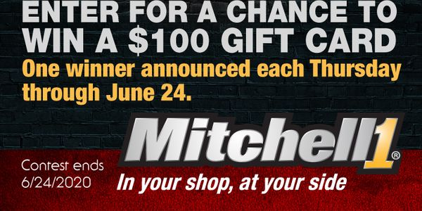 Mitchell 1 Kicks Off 'Thank You Thursdays' Sweepstakes