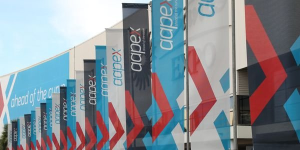 AAPEX will go on in 2020. Previous shows have included 2,700 exhibiting companies.