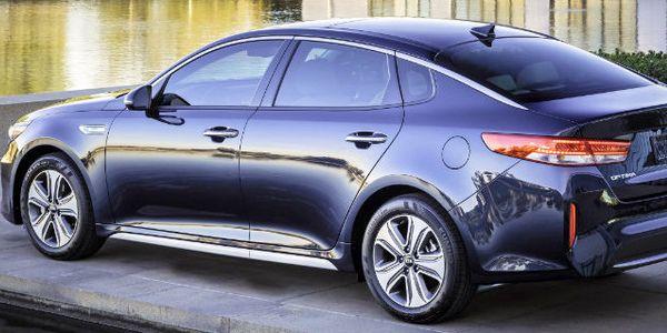 Kia Hybrid Recall