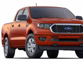 Ford Is Recalling Recalled Ranger Trucks