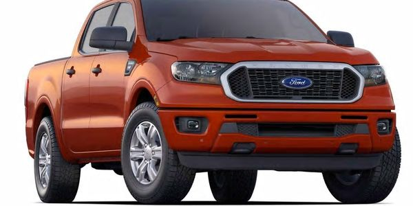 Ford Is Recalling Recalled Ranger Trucks