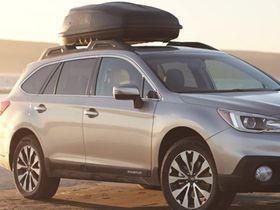 Subaru Recalls Outback Vehicles