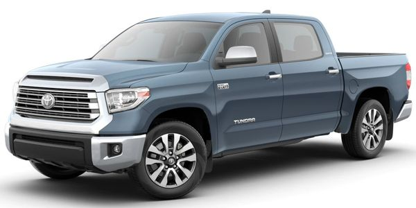 Toyota Says Tundra May Have Trailering Issue
