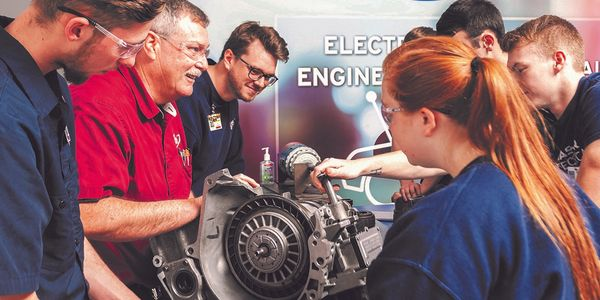 """Our scholarship program celebrates students who are driven to pursue automotive service as a..."