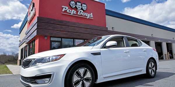 Pep Boys recently partnered with Military Makeover, airing on Lifetime TV, to repair the...