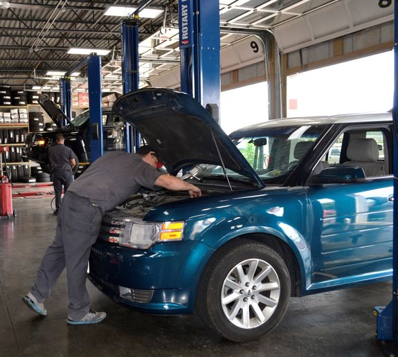 Twenty percent of households have delayed maintenance on their vehicles. -