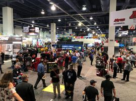 The 2020 SEMA Show will take place Nov. 3-6 in Las Vegas, Nev.