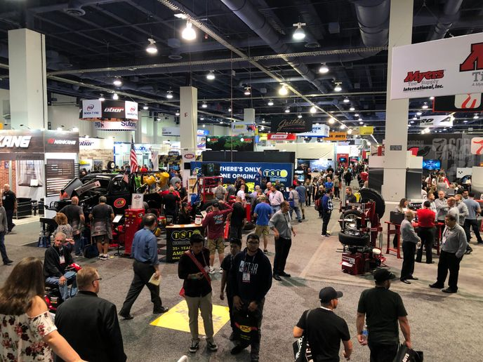 The 2020 SEMA Show will take place Nov. 3-6 in Las Vegas, Nev. -