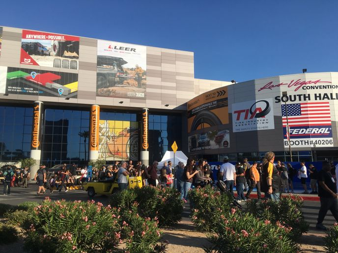 SEMA is working with experts to develop safety precautions for this year's SEMA Show in Las Vegas. -