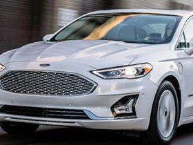 Ford Recalls Fusion Hybrid Models