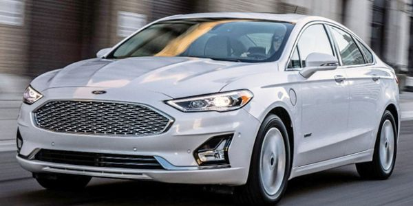 Ford Recalls Fusion Hybrid Models