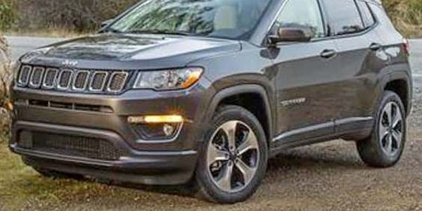 Jeep Compass Needs HVAC Flash