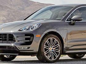 Porsche Recalls Macan Models