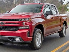 Chevrolet Recalls Silverado 1500 Trucks
