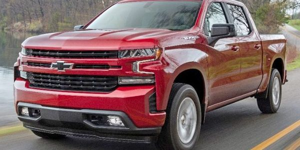 Chevrolet Recalls Silverado 1500 Trucks
