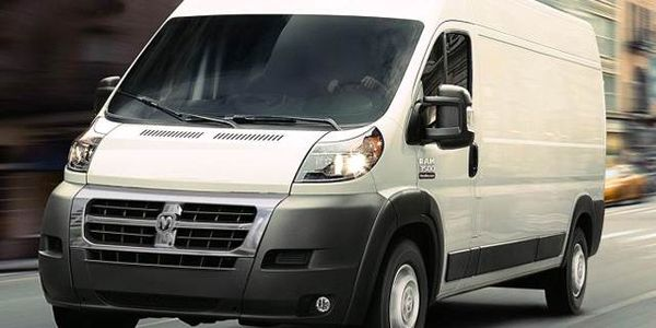 Chrysler Recalls Ram ProMaster Vehicles