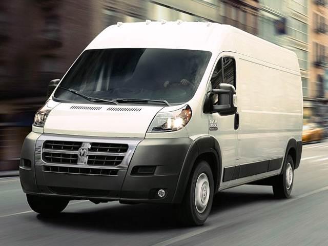 Chrysler Recalls Ram ProMaster Vehicles