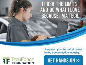 TechForce Foundation Promotes Service Technician Careers