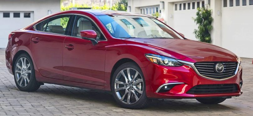 Mazda Recalls Mazda6 Vehicles Due to Bad Blinkers