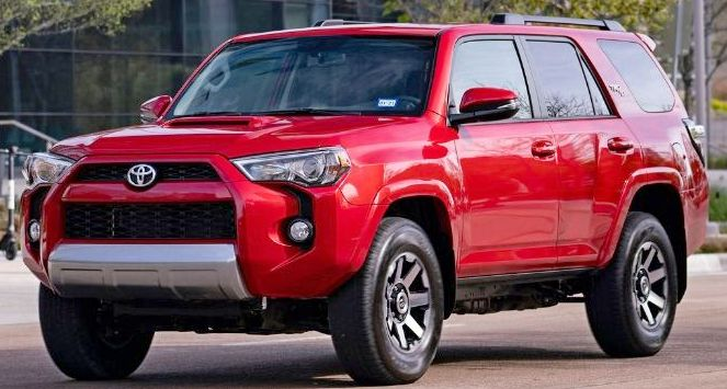Toyota Recalls 4Runners Due to Loose Steering