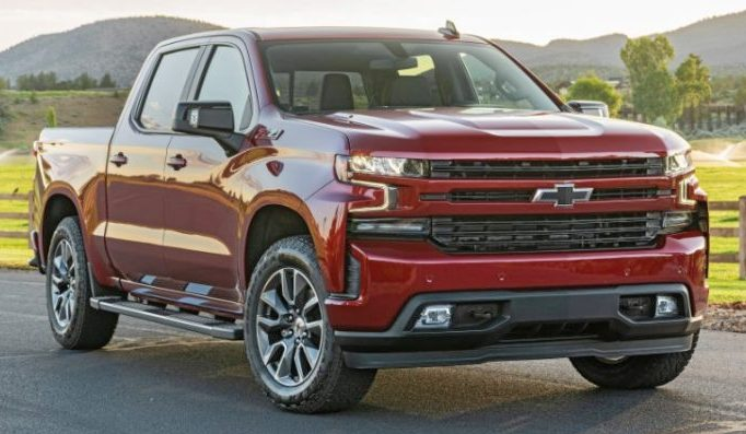 Chevrolet Recalls Trucks Due to a Bad Cable