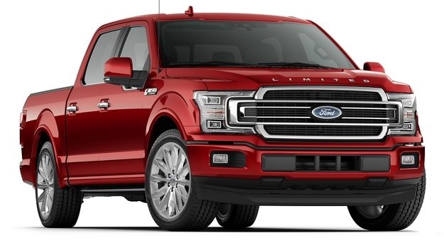 Ford Recalls F-150s Due to Damaged Spare Tire
